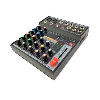 AXL Audion KT M5 Mixer Analog Bluetooth 5 Channel