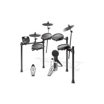 Alesis Nitro Mesh Kit Drum Set Elektrik 8 Piece