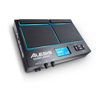 Alesis Sample Pad 4 Electronic Percussion Instrument Pad