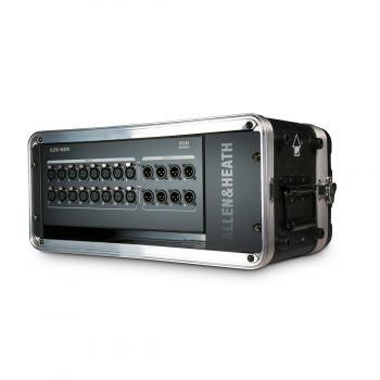 Allen & Heath DX168 16×8 Digital Snake Stage Box