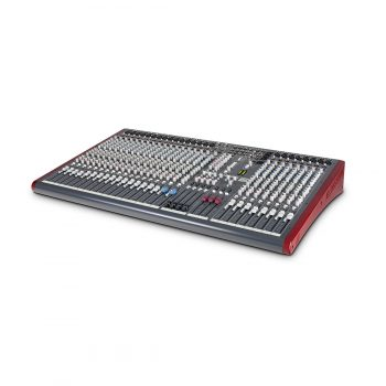 Allen & Heath ZED-428 24-Channel Analog Mixer With USB