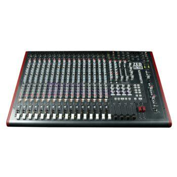 Allen & Heath ZED R16 16-Channel FireWire Recording Mix...