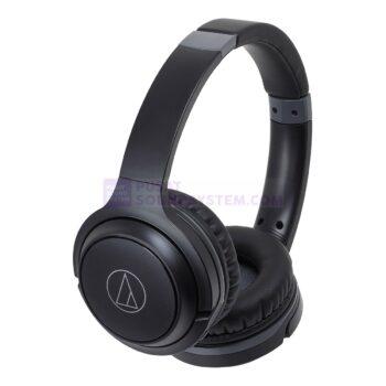 Audio Technica ATH-S200BT Wireless On-Ear Headphones with Bu...