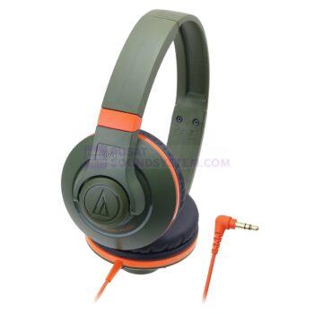 Audio Technica ATH-S300 Closed-Back Dynamic Portable Headpho...
