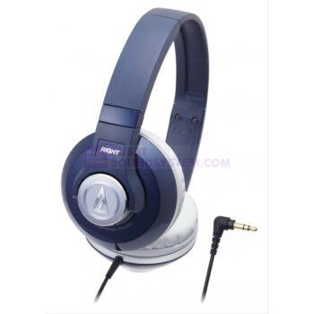 Audio Technica ATH-S500 Closed-Back Dynamic Portable Headpho...