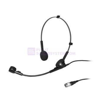 Audio Technica PRO 8HEcW Mic Headset Dynamic Hypercardioid