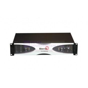 BIEMA XTD-2300H2 Power Amplifier 2 Channel 13000 Watt