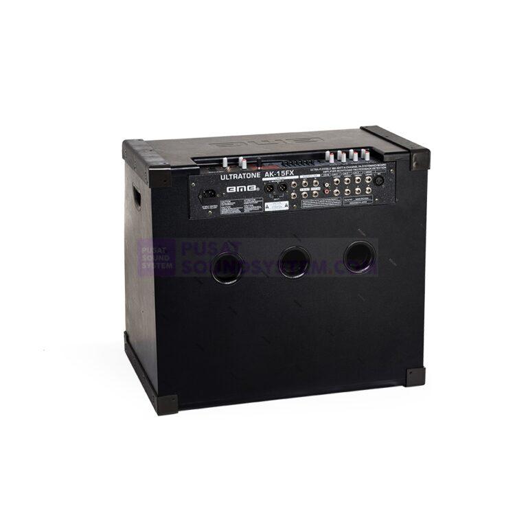BMB AK-15FX Amplifier Keyboard 15-Inch 360-Watt