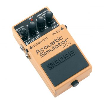 BOSS AC 3 Acoustic Simulator Pedal