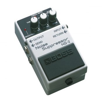 BOSS NS-2 Noise Suppresor Pedal Effect