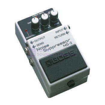 BOSS NS-2 Noise Suppresor Pedal Effect
