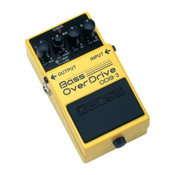 BOSS ODB 3 Bass OverDrive Pedal Effect