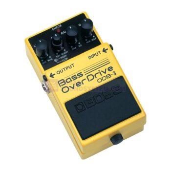 BOSS ODB 3 Bass OverDrive Pedal Effect