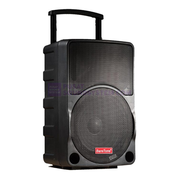 Baretone MAX-10C Portable Wireless Speaker 10-Inch