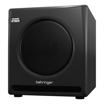Behringer Nekkst K10S 10″ Powered Studio Subwoofer (Pa...
