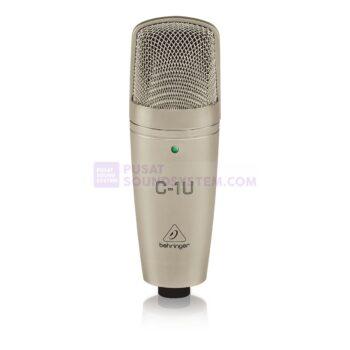 Behringer C-1U Mic Recording USB Condenser Cardioid