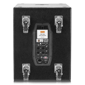Celectron Audio SW-115A 15″ 1000-Watt Active Subwoofer