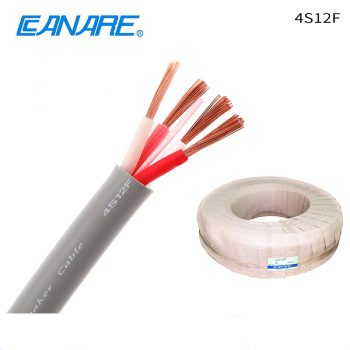 Canare 4S12F Kabel Speaker 4-Conductor 13AWG 100M
