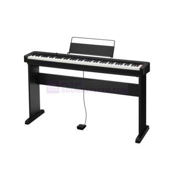 Casio CDP-S100 88-Keys Compact Digital Piano Black