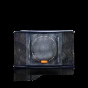 Celectron Audio PK-408 8″ 400-Watt Passive Karaoke Speaker