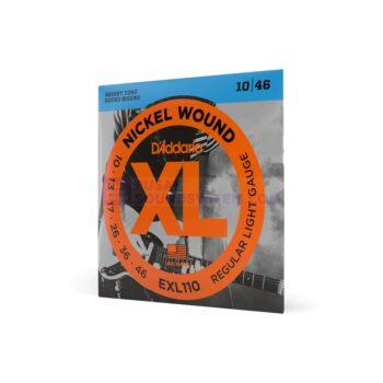 DAddario EXL110 Nickel Wound Electric Strings