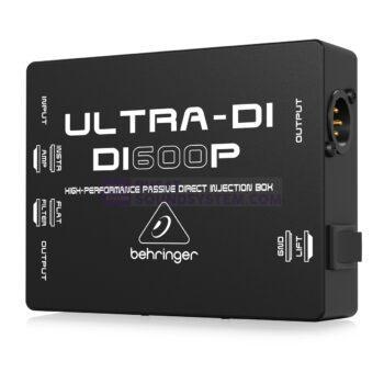 Behringer DI600P 1-channel Passive DI Box