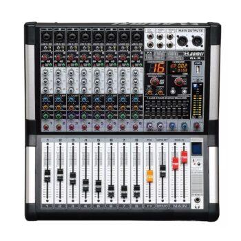 AXL Audion GL8 Mixer Analog 8 Channel 40 Watt