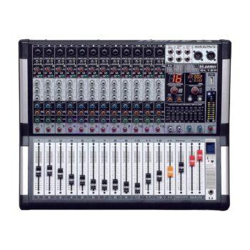 AXL Audion GL12P Power Mixer 12 Channel 300 Watt
