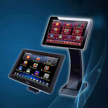 Geisler OK-10 12″ Touchscreen LCD Karaoke Player