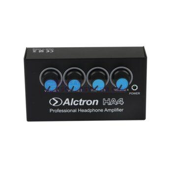 Alctron HA4 Headphone Amplifier Mini 4 Channel