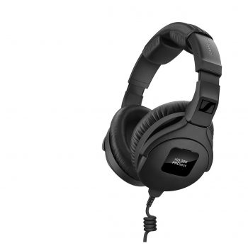 Sennheiser 300 Protect Headphone Monitor Closed Back