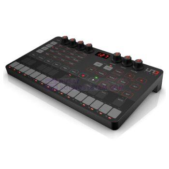 IK Multimedia Uno Synth Portable Monophonic Analog Synthesiz...