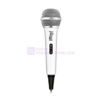 IRig Voice Mic Vokal Handheld iOS/Android