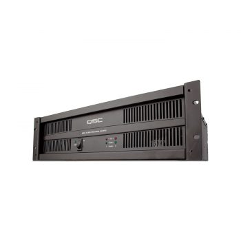 QSC ISA500TI Power Amplifier 2 Channel 425 Watt