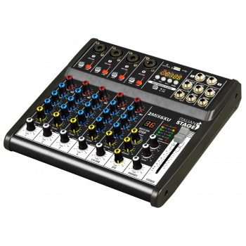 Italian Stage IS 2MIX6XU Mixer Analog 6 Channel