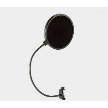 JTS MS65L Microphone Pop Filter