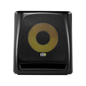 KRK 10s Subwoofer Monitor Aktif 10-Inch 160-Watt