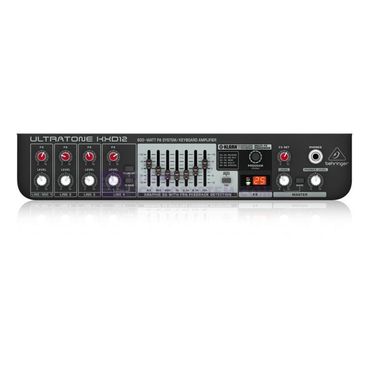 Behringer Ultratone KXD12 Ampli Keyboard 12″ 600W