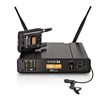 Line 6 XD-V75L Digital Wireless Lavalier Microphone System