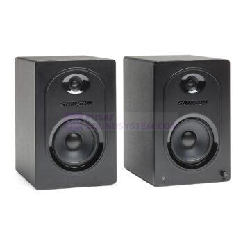 Samson MediaOne M50 Speaker Monitor Aktif 3.25-Inch 80-Watt