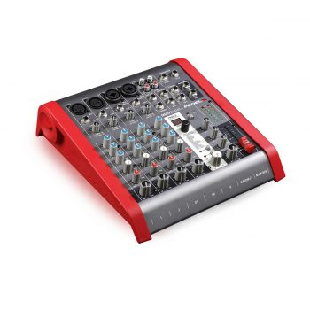 Proel M602FX 6 Channel Analog Mixer With Effect