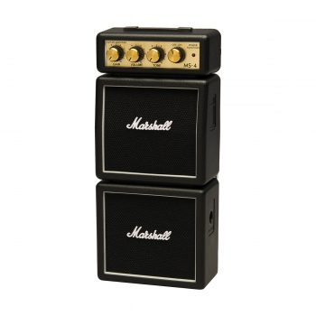 Marshall MS4 Ampli Gitar Combo Mini 2×2″ 1 Watt