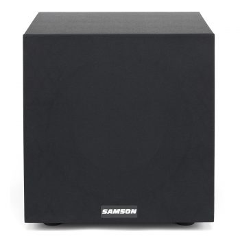 Samson MediaOne 10S Subwoofer Studio Aktif 10-Inch 100-Watt