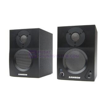 Samson MediaOne BT3 Speaker Monitor Aktif 3-Inch 15-Watt