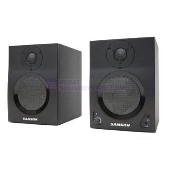 Samson MediaOne BT4 Speaker Monitor Aktif 4-Inch 40-Watt