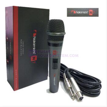 Nakamichi N7 Mic Kabel Karaoke Dynamic