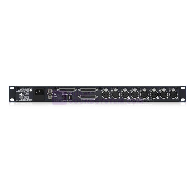 Midas XL48 8-channel Microphone Preamp