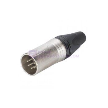 Neutrik NC5MXX Connector XLR Male 5 pin