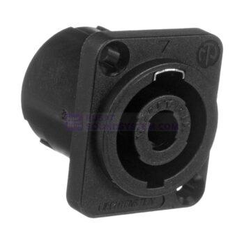 Neutrik NL4MP SpeakOn Chassis Connector