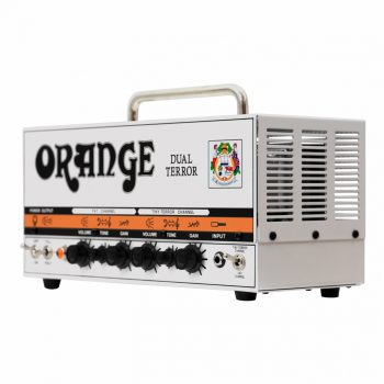 Orange Dual Terror Head Amplifier Gitar 30 Watt